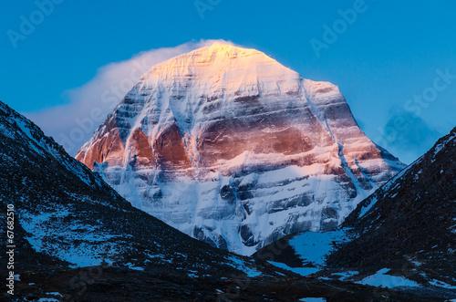 Wallpaper Mural Tibet. Mount Kailash. North face