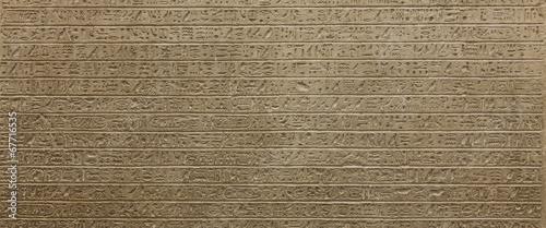 Photo Hieroglyph background