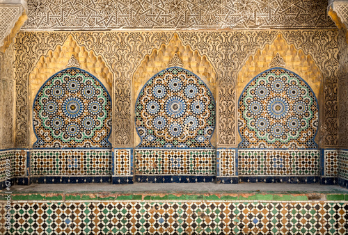 Stampa su Tela Tangier Morocco