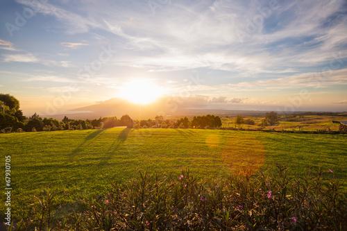 Fotografia, Obraz Sunset Sky