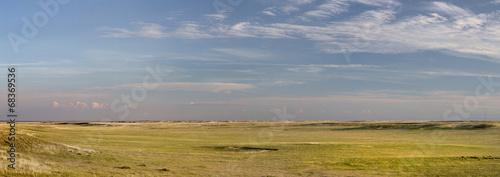 Stampa su Tela Colorado prairie panorama