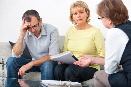 Fotomural Advisory service for debtors