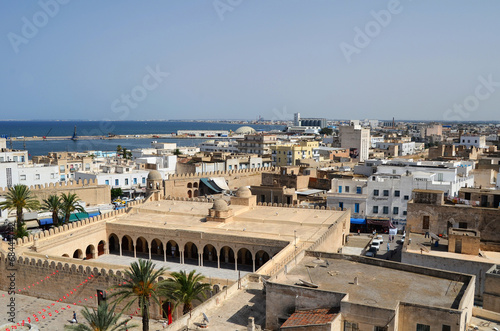 Great Mosque in Sousse, Tunisia Fototapeta