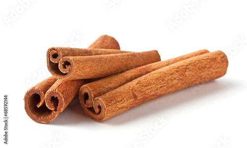 Canvas-taulu Fragrant cinnamon sticks
