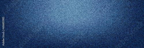 Canvas Print Denim jeans background