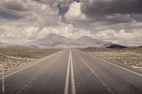 Fotografia Endless Road