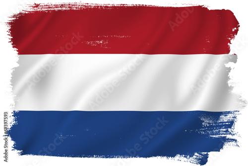Wallpaper Mural Holland flag