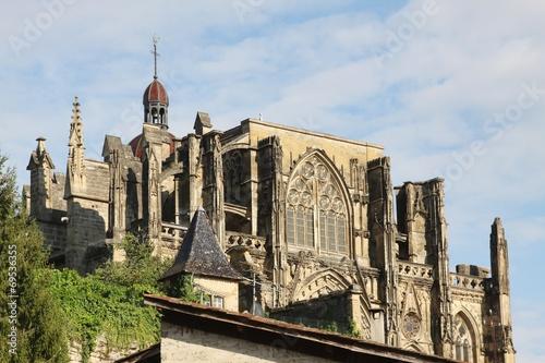 Carta da parati Abbey of Saint-Antoine l'Abbaye