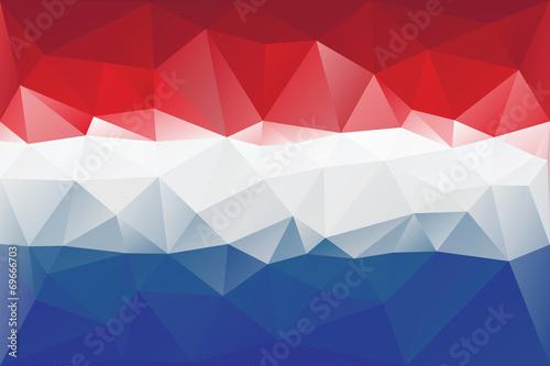 Wallpaper Mural Dutch flag