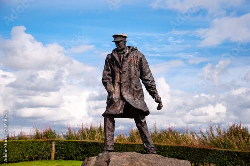Fotografia Pomnik Sir Davida Stirlinga w Szkocji