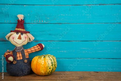 Wallpaper Mural scarecrow