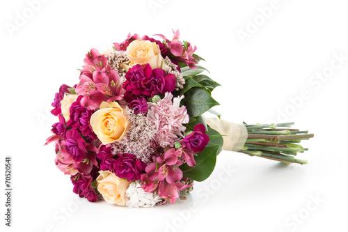 Fototapeta wedding bouquet