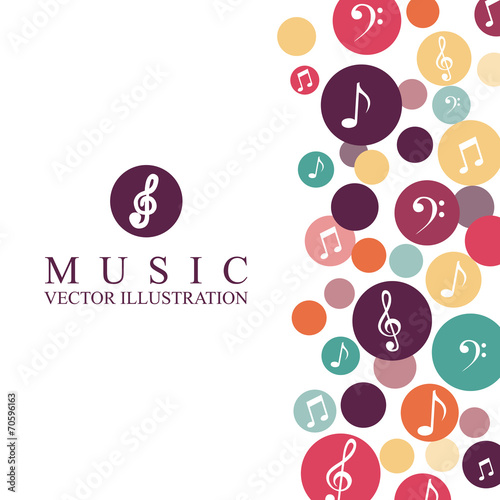Photographie Conception musicale