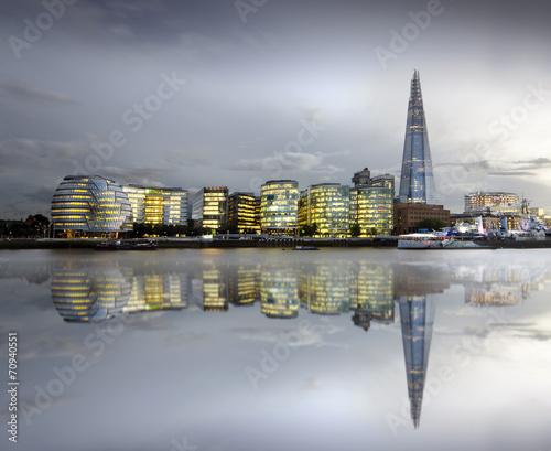 City of London Skyline #70940551