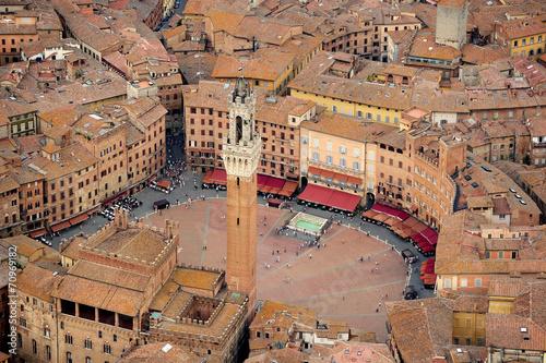 Fototapeta Siena