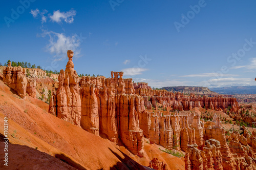 Fotografering bryce canyon national park utah