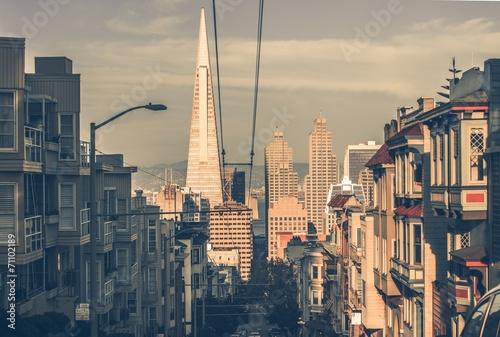Photo San Francisco Cityscape