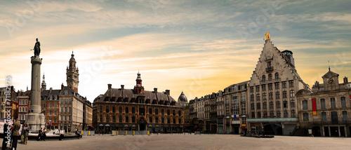 Vászonkép France - Lille