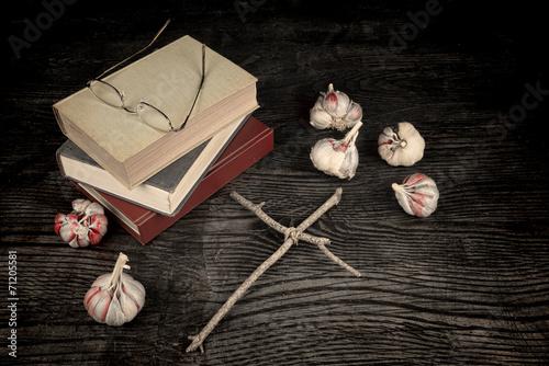 Valokuva Scary novels