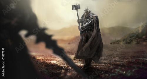 Fotografia knights