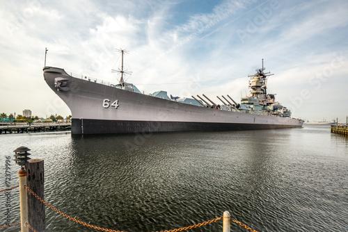 Foto USS Wisconsin