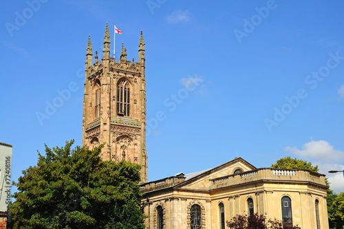 Foto All Saints Cathedral, Derby, UK © Arena Photo UK