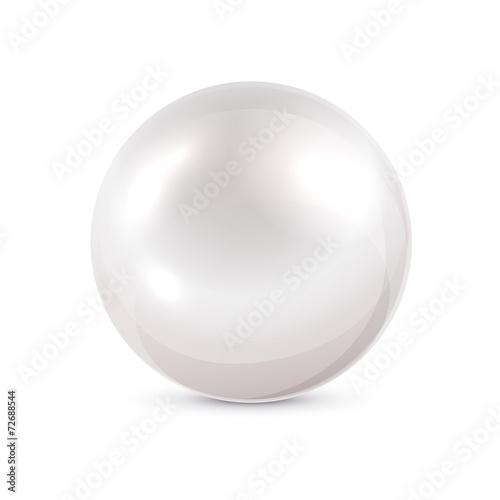 Fotografia White pearl