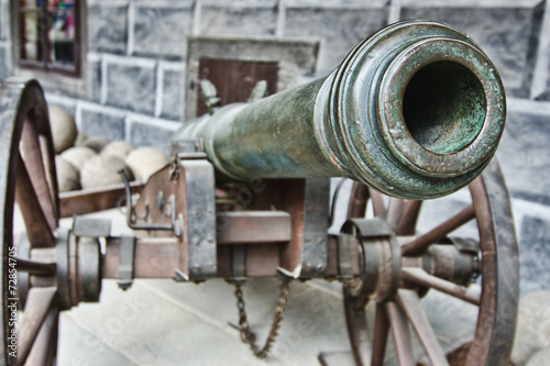 cannon Fototapeta