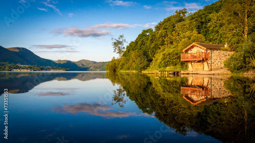 Photo The Old Boathouse at Ullswater, Cumbria, England