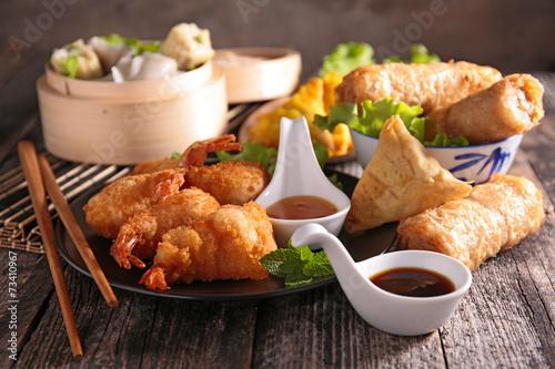 Fotografie, Obraz asia food