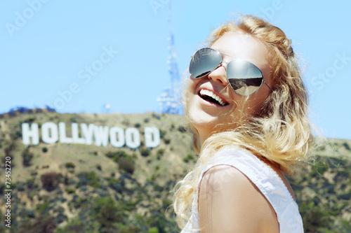Obraz na plátne Hollywood