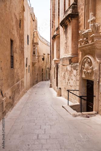 Stara włoska uliczka