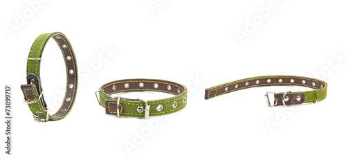 Billede på lærred dog collars