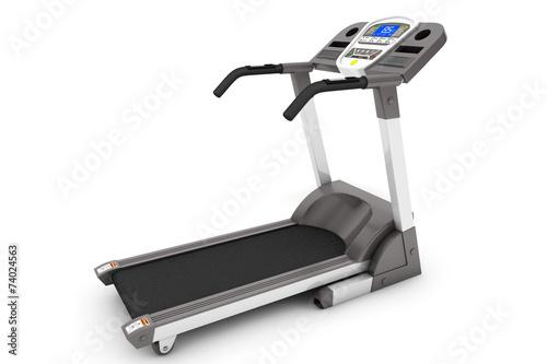 Obraz na płótnie Treadmill Machine