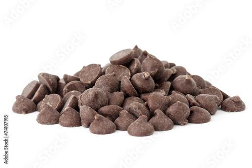 Fotografie, Obraz Chocolate Chips