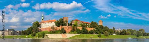 Wawel castle in Kracow #74616787