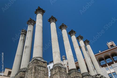 Templo Romano Córdoba