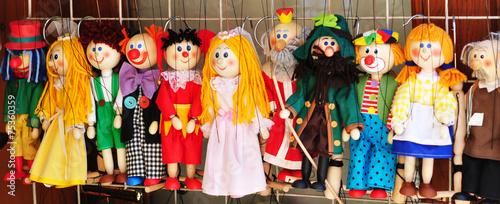 Fotografia Marionette