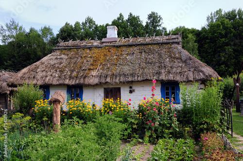 Tradycyjna osada wiejska na podlasiu 2 #75418926