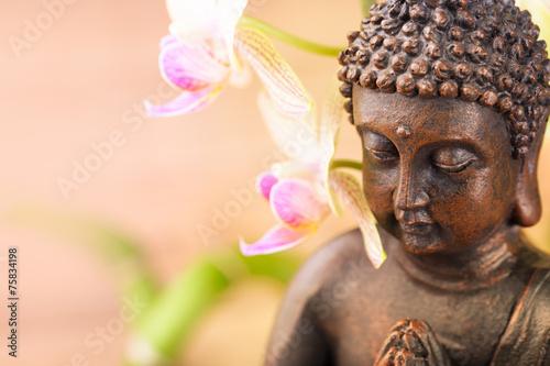 Εκτύπωση καμβά Buddha
