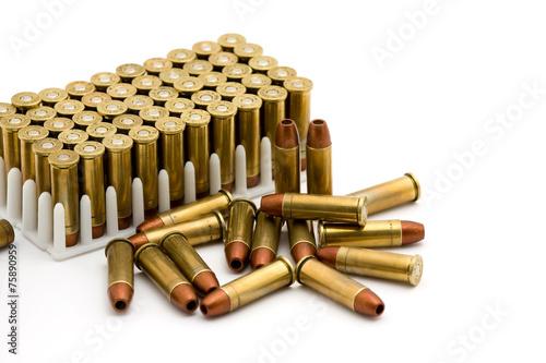 Foto bullets