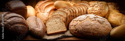 Stampa su Tela The Bread