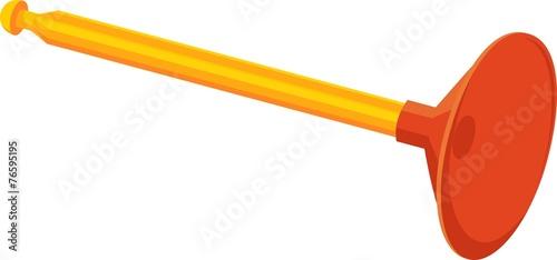 Fotografia sucker dart toy