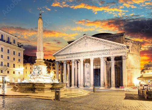 Tela Rome - Pantheon, Italy