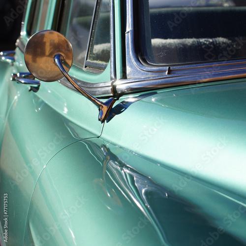 Classic Car, Detail