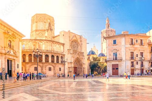 Kathedrale, Valencia, Spanien