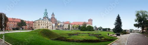 Wawel in Krakow, Poland #79556153