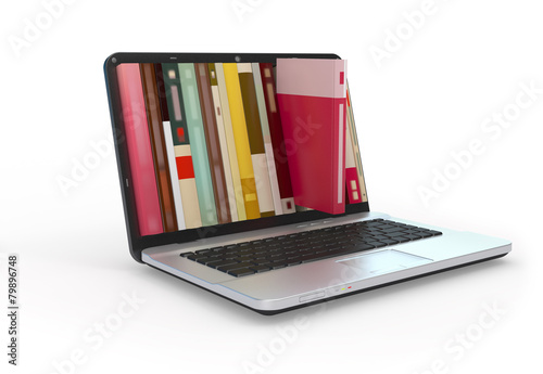 Digital library.