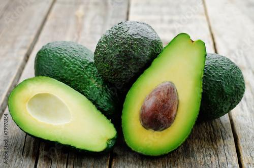 Foto avocado