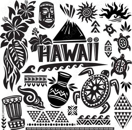 Photo Hawaii Set